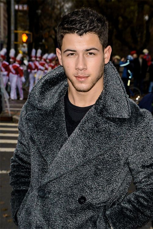 Nick Jonas performs during the 88th Annual Macy's Thanksgiving Day Parade on November 27, 2014 in New York City. #2