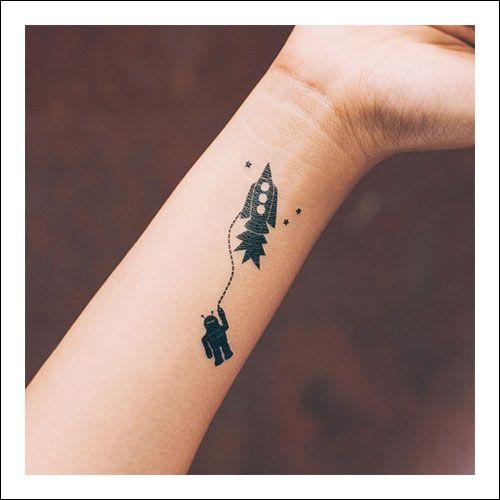 Mejores 21 im genes de rocket ship tattoos en pinterest for Kids with real tattoos