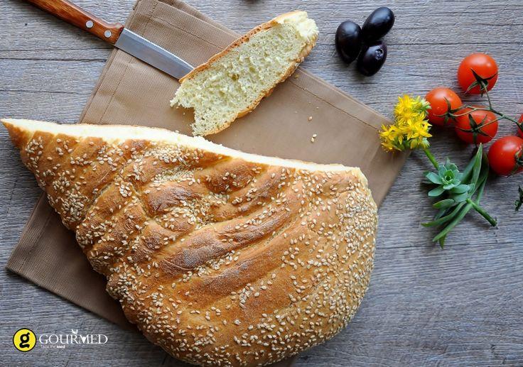 Παραδοσιακή λαγάνα της Καθαρά Δευτέρας - gourmed.gr