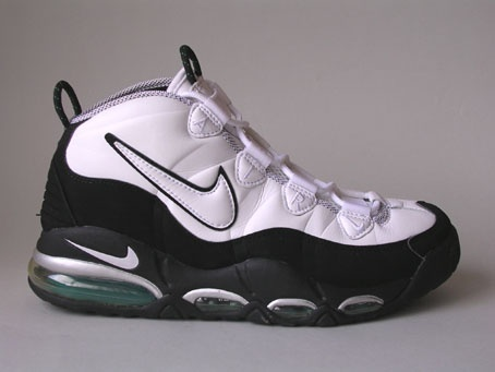 c862eef19356 Air Max Uptempo 95 - white black teal