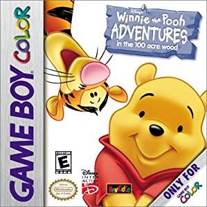 Winnie the Pooh: Adventures in the Hundred Acre Wood - Game Boy Color