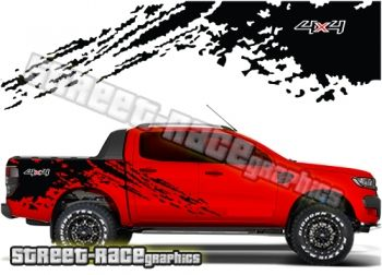 Ford Ranger graphics from www.street-race.org