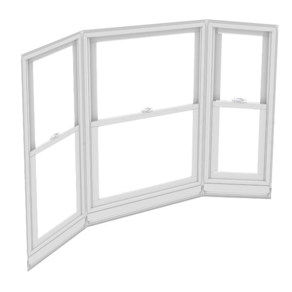 400 Series Tilt Wash Double Hung Bay Window Yet More