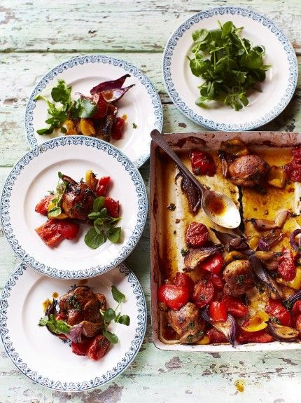 Six deliciously healthy chicken recipes - Jamie Oliver | Features