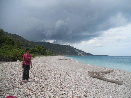 Kolbano beach, kupang NTT