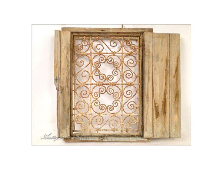 1000 id es sur le th me fer forg maroc sur pinterest for Decoration fenetre marocaine