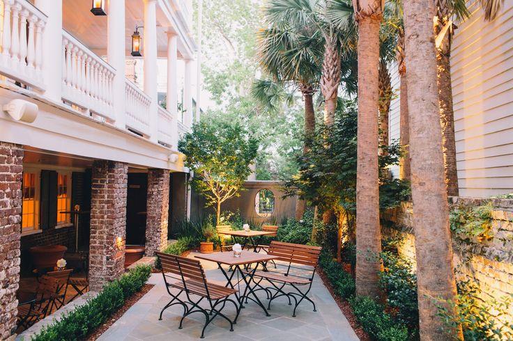 Hotel Zero George Street na Carolina do Sul