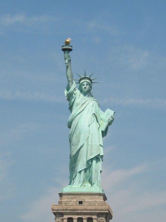 Couleur Statue De La Liberté 5