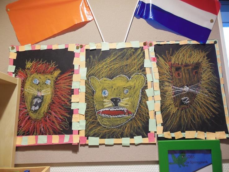 Kern 10: knutselen met thema museum van de leeuw