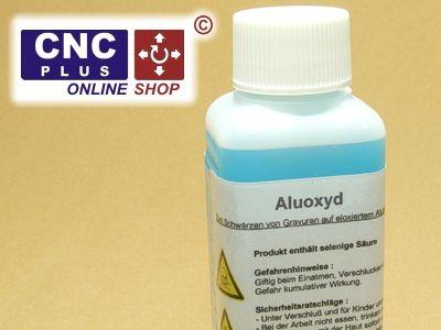 100ml kwasu do poczerniania aluminium  Aluoxyd