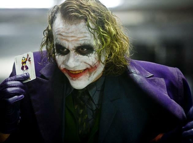 El Wason Mejor Interpretado Por Heath Leager 2008 Joker Wallpapers Dark Knight Joker