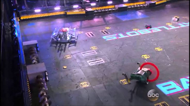 A new season of BattleBots started and I edited the episodes down to just the fights