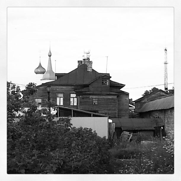 В Росси. Ростов Великий. In Russia. Rostov the Great.