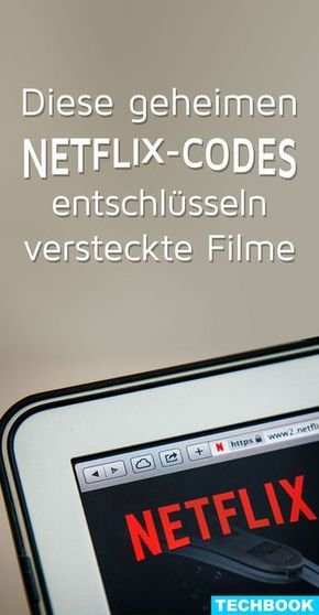 Diese geheimen Netflix-Codes entschlüsseln versteckte Filme – H.Black