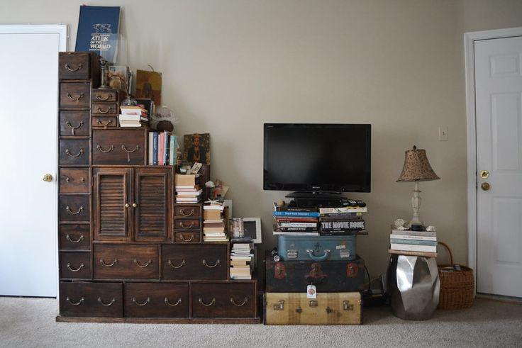 Adventure, Antiques & Art in an Arlington Apartment