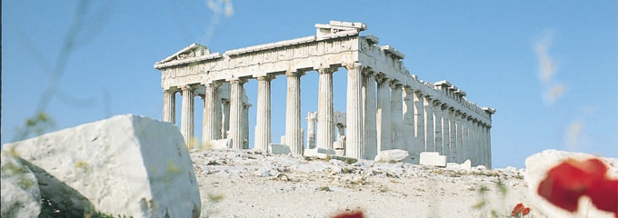 See the sights of ancient Greece. Discover the Parthenon and Hadrian's Arch in Athens. Admire Agamemnon's Palace in Mycenae and visit the spectacular amphitheatre at Epidaurus. See where the first Olympics were held and consult the Oracle of Delphi. A trip to remember forever.