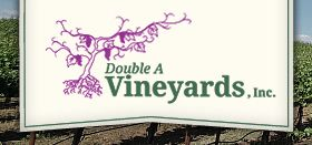 Sales of Grapevines, Grape Vine Supplies, Fruit Trees, Rhubarb and Berry Bushes - Double A Vineyards Fredonia, NY 14063