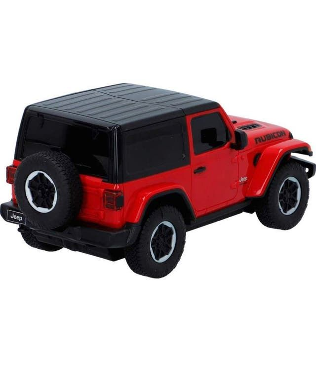 Coche Radiocontrol Escala 1 24 Jeep Wrangler Jl De Segunda Mano