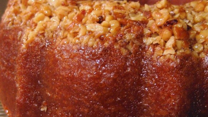 Golden Rum Cake – Recipes Yummy