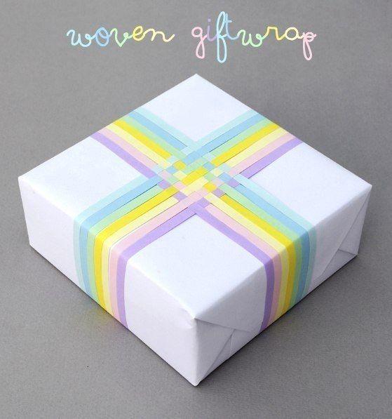 Стильная упаковка для подарка на День рождения своими руками