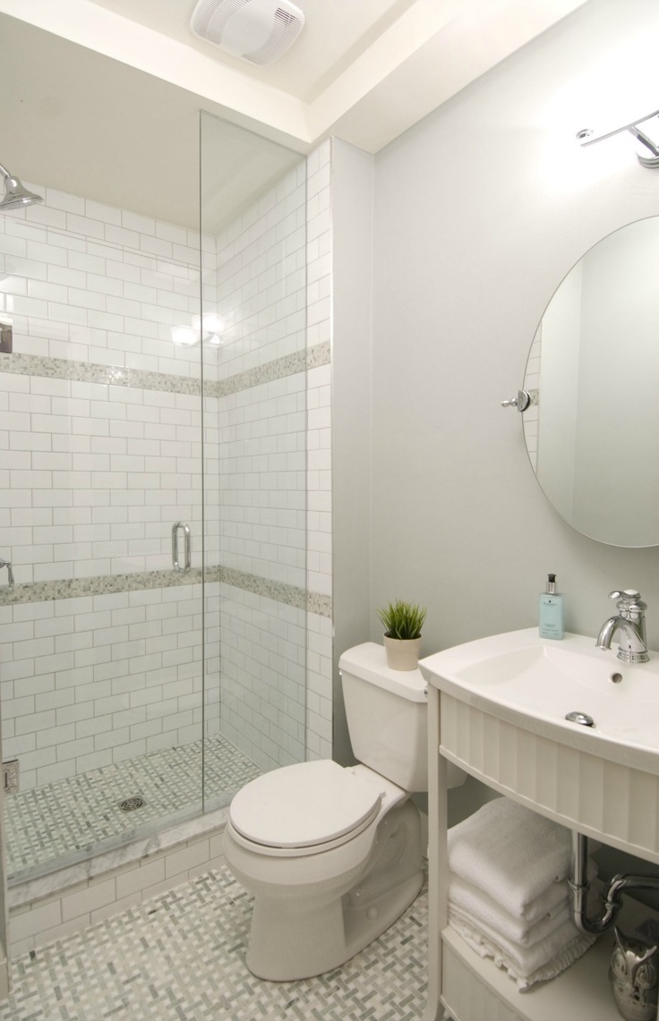 Brand new bathroom glass shower tile floor new for Latest bathroom designs
