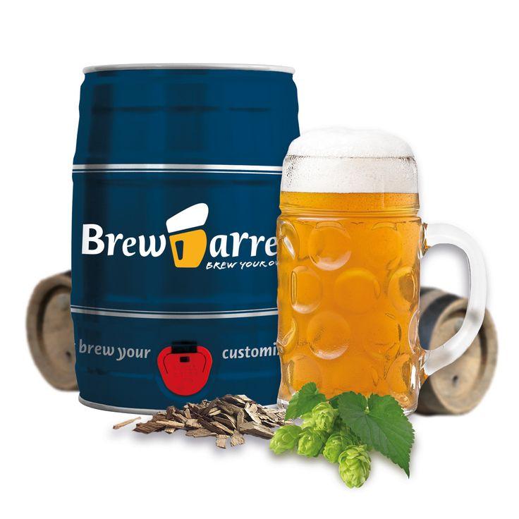 🍺🍺 NEW : Kit brassage de bière à la maison 34.90€ Dispo ici ➡ http://ow.ly/dfgm30byy3O  Fais ta petite bière tranquille à la mais' (5 litres). Dispo : Lager, blanche ou Pale Ale.