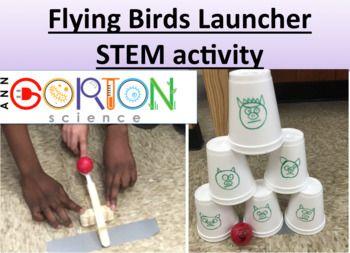 Flying Birds Launcher STEM