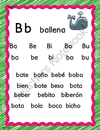 "Cartelon de palabras de A-Z from Bilingualtreasures on TeachersNotebook.com -  (69 pages)  - This is a section from the series ""Mi mundo de las consonantes"". Here you will find words for each letter of the alphabet but in three different levels. It can be used for independent practice, intervention, literacy centers, etc. Enjoy!"