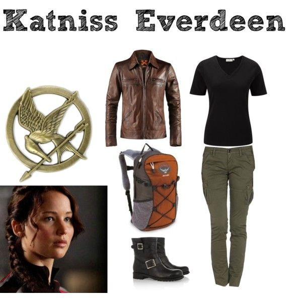 how to make the hunger games katniss everdeen halloween costume - Primrose Everdeen Halloween Costume
