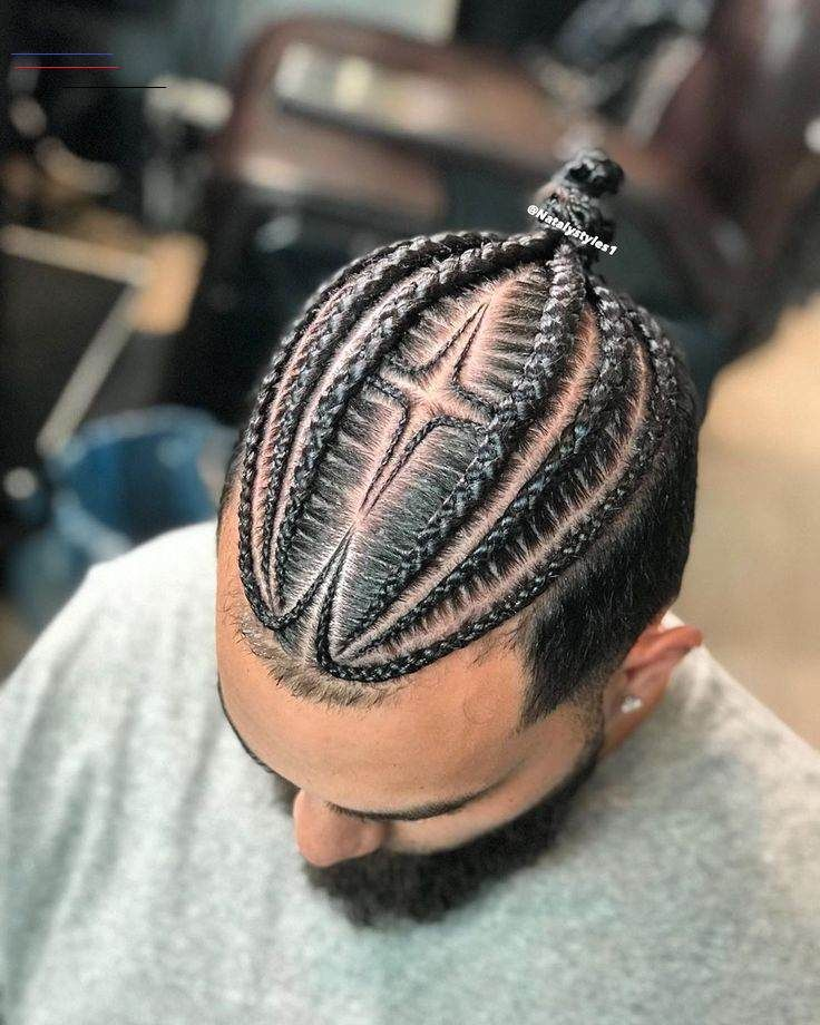 Pin by Crown Love Culture on Men cornrows in 2020 | Cornrow hairstyles for men, Braids for boys ...