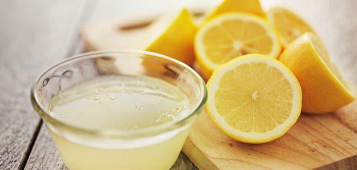 Comment perdre 5 kilos en 1 semaine avec le citron ? (avec