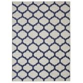 Found it at AllModern - Loop Print Base Glenn Navy Area Rug
