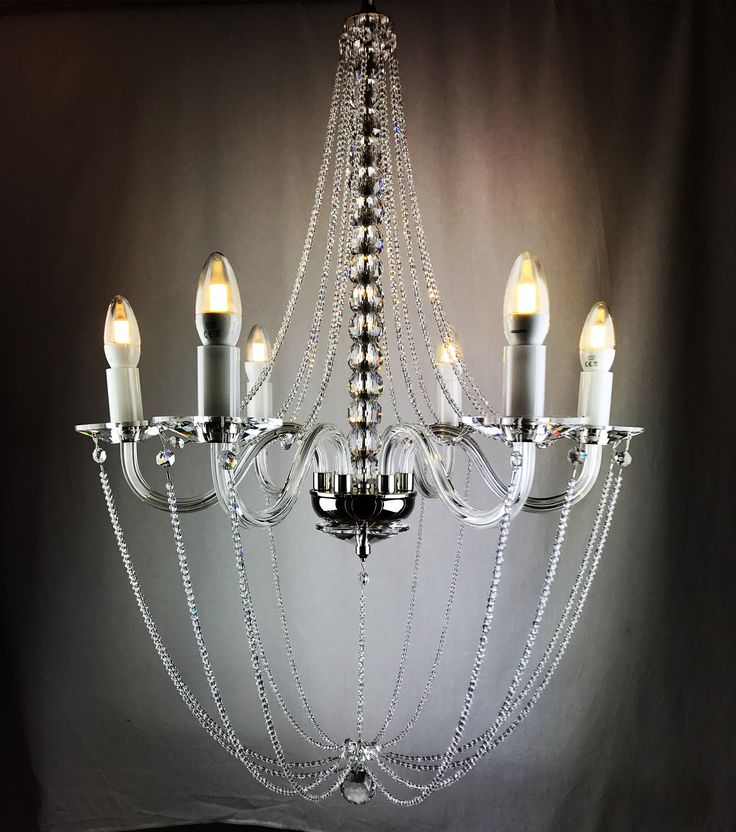 Modern basket crystal by Weisberg