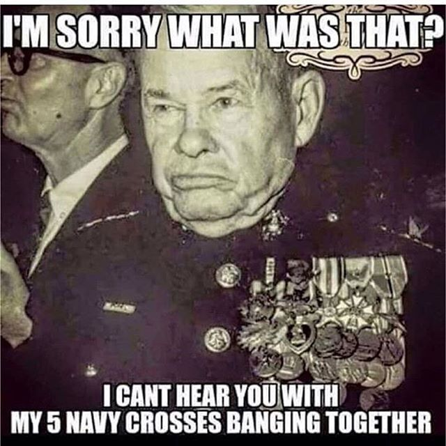 "Good Ol' Lewis ""Chesty"" Puller! As the movie says, ""There can be only one""!"