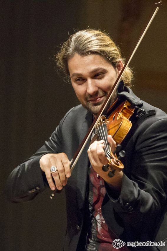 David Garrett (live in Hamburg, 2016)