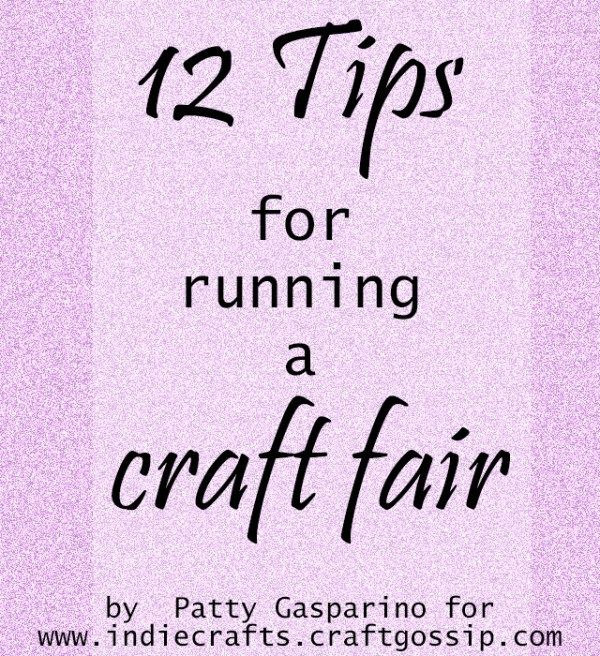 Today I am featuring some helpful tips fromPatty Gasparino who is here sharing some of her best tips for hosting asuccessful craft show! This is for anyone of runs the shows, or might want to h…