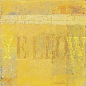Yellow - traditional - artwork - Grandin Road