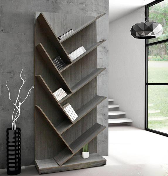 Ms de 25 ideas increbles sobre Libreros de madera en Pinterest  Libreros Proyectos de madera y Mueble estanteria