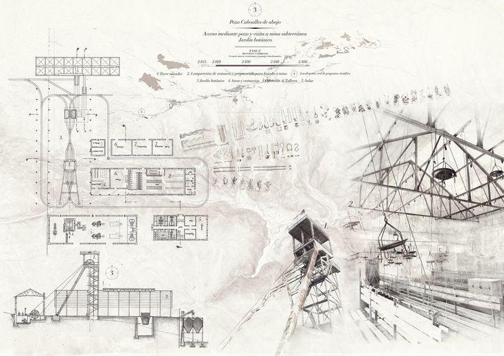 BIOTOPOS / FASE 2ª SIMBIOSIS Parte 2. Proyecto fin de carrera ETSAM 2014   Creando nuevos ecosistemas en paisajes transformados por la minería de carbón                          SIMBIOSIS: EL PATRIMONIO INDUSTRIAL Y LA N...