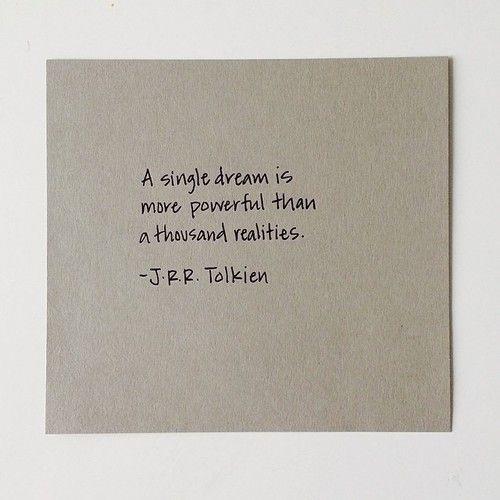 Word Mr. Tolkien.