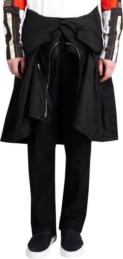 Givenchy Parka Skirt