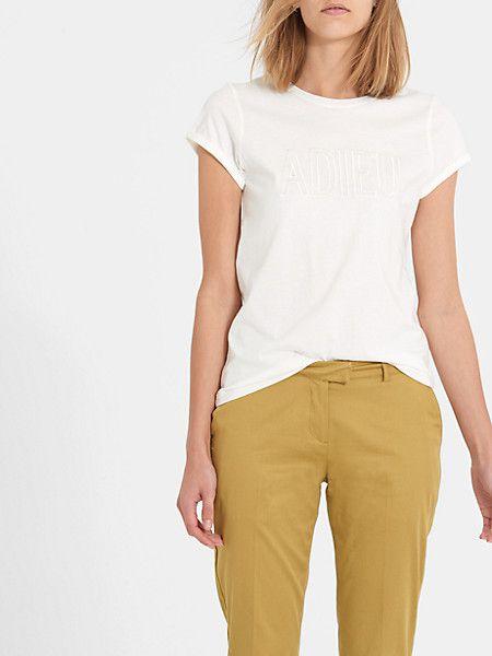 boxy t-shirt offwhitewit