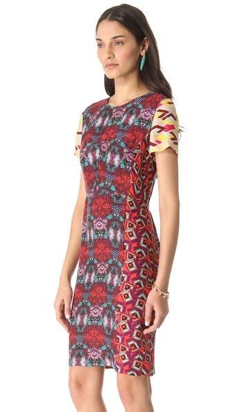 Antik Batik Aron Pencil Dress