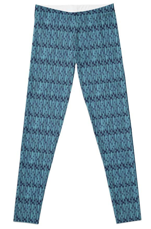 Denim Stripe Thins leggings, another new design.  This pattern looks great on duvets, cusihons and scarves too, please browse on link below!