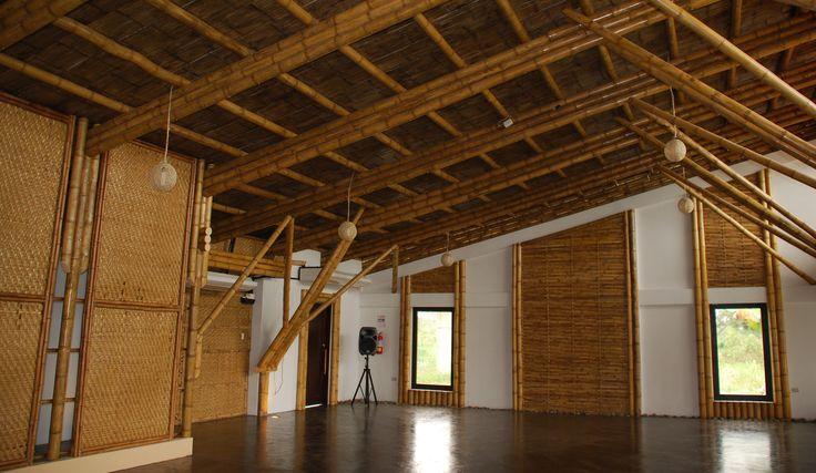 Salón de usos múltiples. Diseño y Construcción Loaiza Construcciones. Bucay, Ecuador