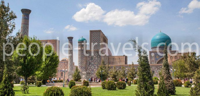 Interesting, mysterious and centuries-old history of Samarkand.  If you are a writer, historian, art critic or just a person who is keen on everything interesting, visit Samarkand and underline a lot from the Samarkand history, as well as all that told and heard during excursions to this ancient city.