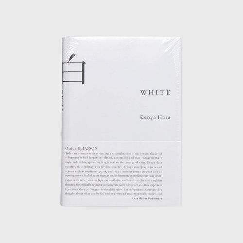 White by Kenya Hara | browse or shop a collection of the best books to read for personal development, self-improvement, self-help, business, and design at ajaedmond.com/collections