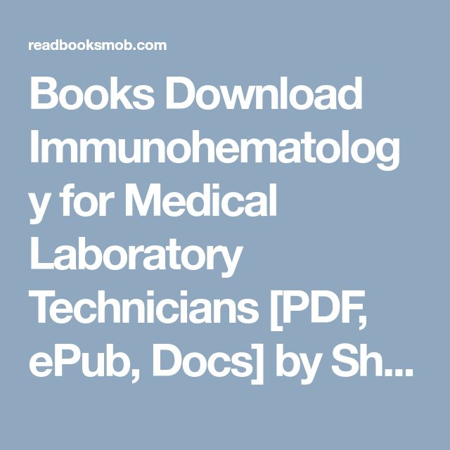 49 best my books images on pinterest books download immunohematology for medical laboratory technicians pdf epub docs by sheryl fandeluxe Gallery