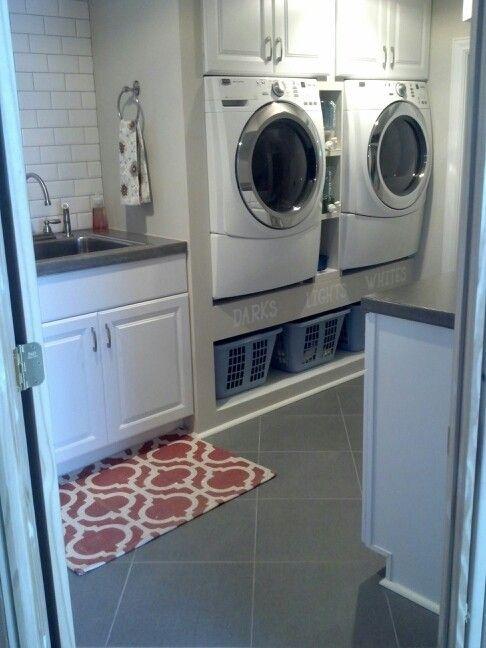 Best 25 Washer Dryer Closet Ideas On Pinterest Laundry