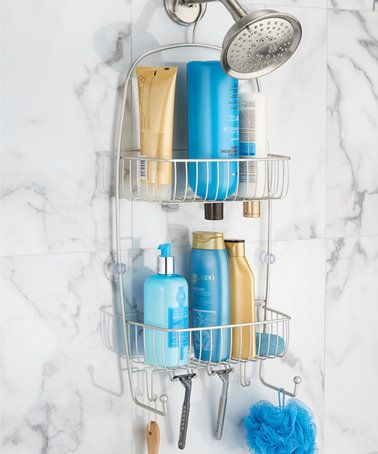 This Hanging Shower Caddy Is Perfect! #zulilyfinds